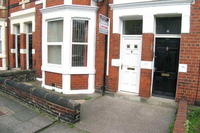 Thumbnail 3 bed flat for sale in Shortridge Terrace, Jesmond