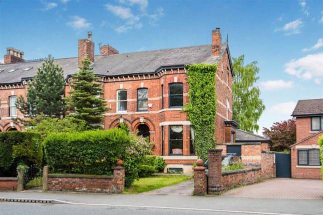 Thumbnail End terrace house for sale in Worsley Road, Swinton, Manchester