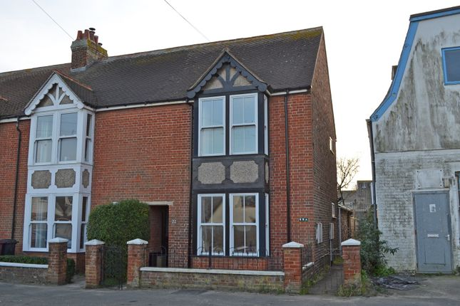 Thumbnail Flat for sale in Church Road, Selsey