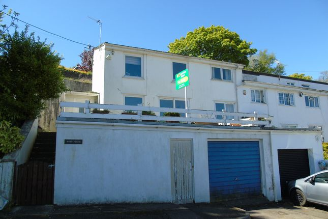 Thumbnail End terrace house for sale in Heol Las, Llantrisant, Pontyclun