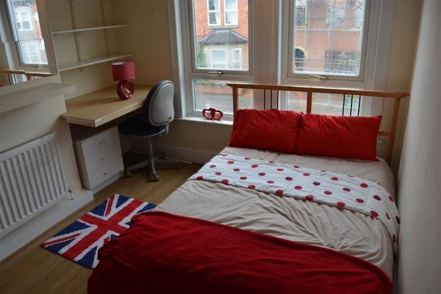 Ff Front Bedroom of Burleigh Road, Loughborough LE11