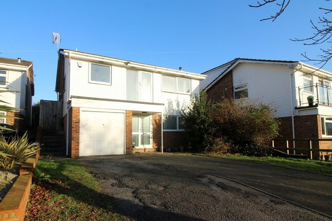 Thumbnail Detached house for sale in Cherry Hill Grove, Upton, Poole