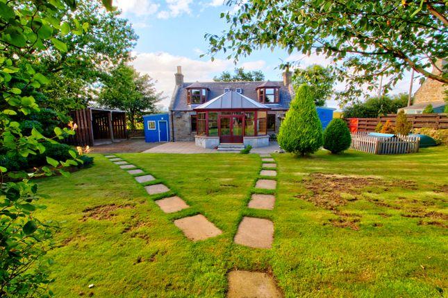 Thumbnail Detached house for sale in Longside, Peterhead
