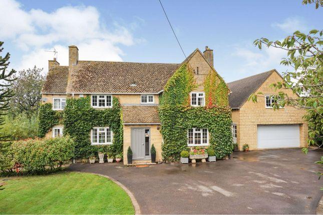 Thumbnail Detached house for sale in Baunton Lane, Cirencester
