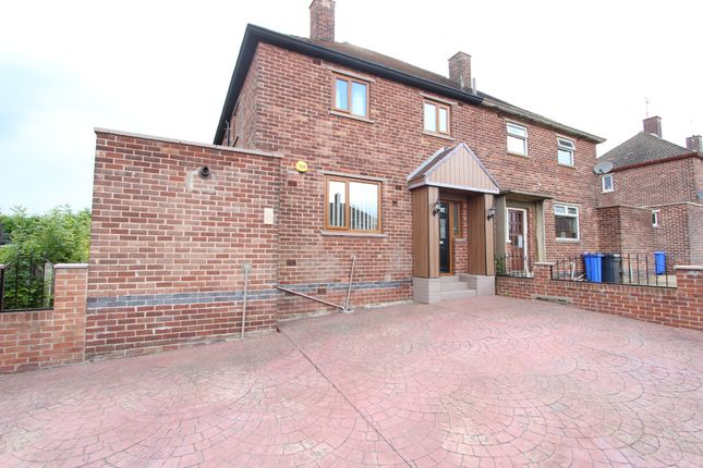 Thumbnail Semi-detached house for sale in Elstree Drive, Sheffield