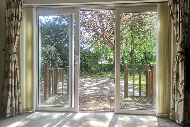 View From Annexe of Landon Court, Gosport PO12