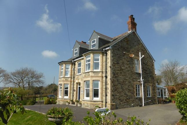 Thumbnail Detached house for sale in Grenville Road, Lostwithiel