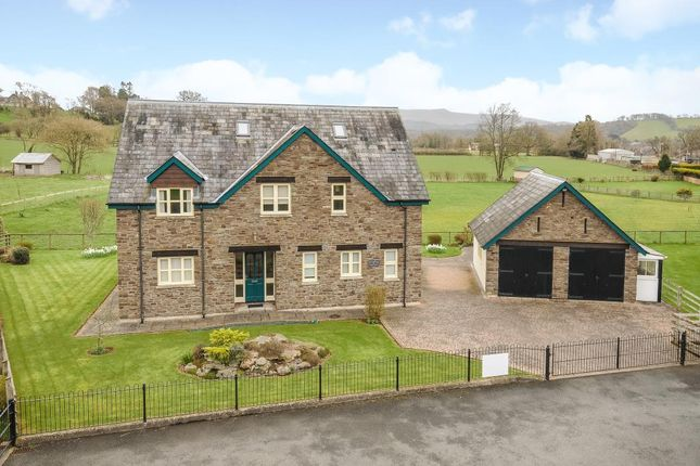 Thumbnail Detached house for sale in Hay On Wye 8 Miles, Brecon 10 Miles