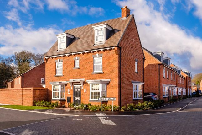 "Thumbnail Detached house for sale in ""Hertford"" at St. Lukes Road, Doseley, Telford"