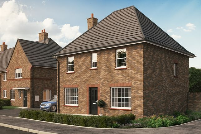 """Thumbnail Detached house for sale in """"The Henlow C"""" at Park Crescent, Stewartby, Bedford"""