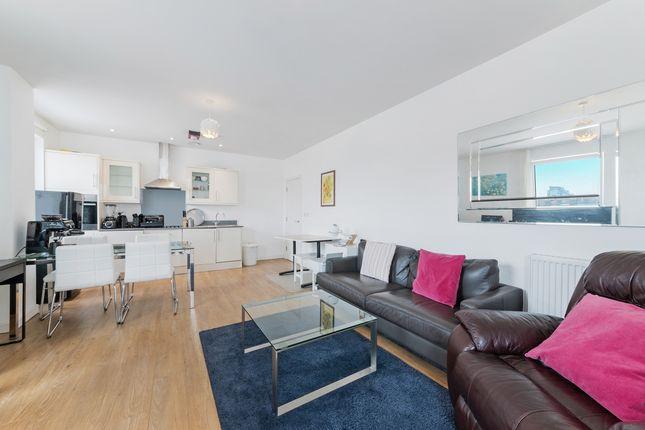 Living Area of Nova House, Buckingham Gardens, Slough SL1
