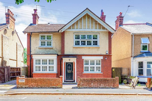 Thumbnail Detached house for sale in Hagden Lane, Watford