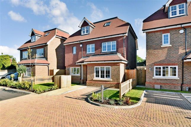 Thumbnail Detached house for sale in Hanbury Mews, Shirley, Croydon, Surrey