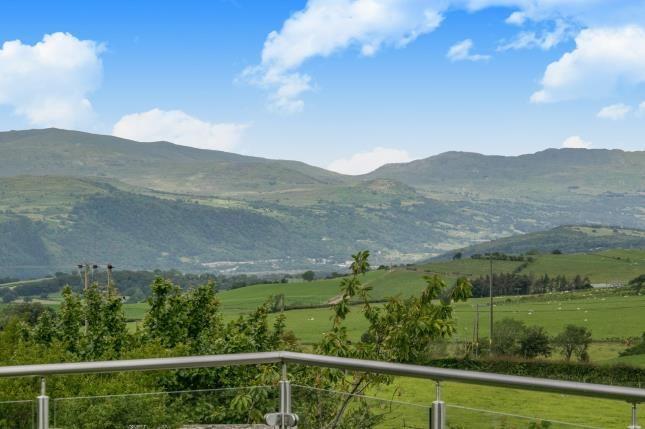 Views of Carmel, Llanrwst, Conwy, North Wales LL26