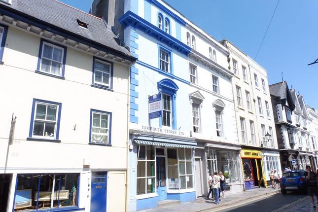 Thumbnail Retail premises for sale in 25 Southside Street, Plymouth, Devon