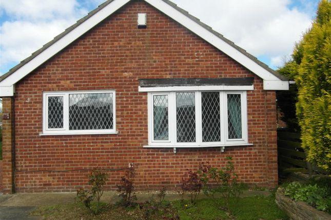 2 bed bungalow to rent in Clarke Crescent, Bempton, Bridlington