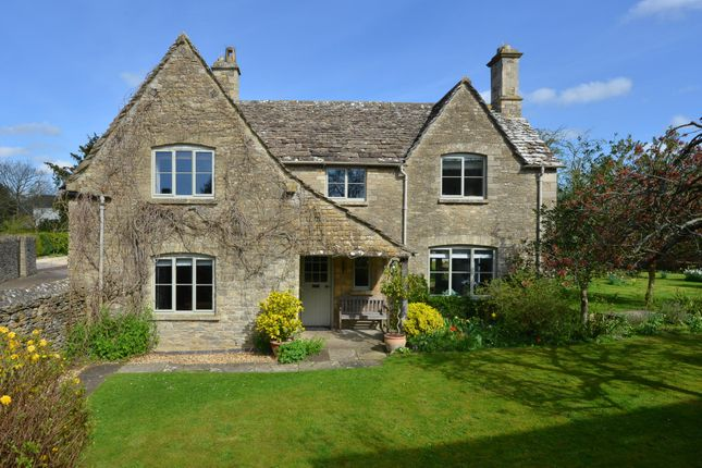 Thumbnail Detached house for sale in Silver Street, South Cerney, Cirencester