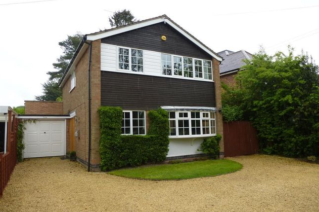 Thumbnail Detached house to rent in Kenilworth Road, Balsall Common, Coventry