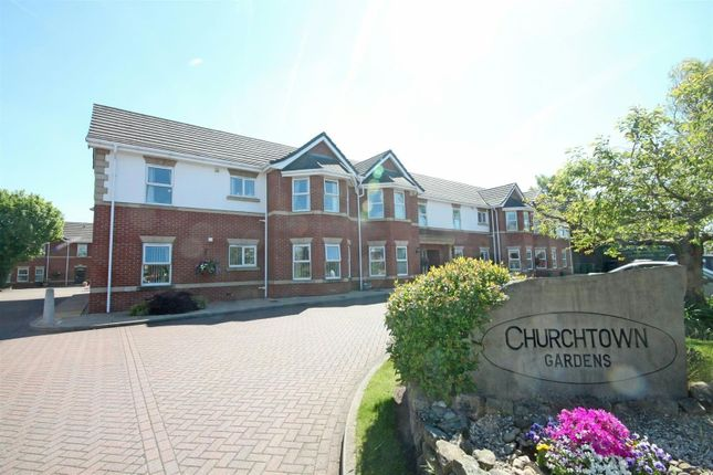 Thumbnail Flat for sale in Churchtown Gardens, Marshside Road, Southport