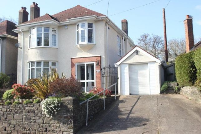 Thumbnail Detached house for sale in Holywell Road, Abergavenny
