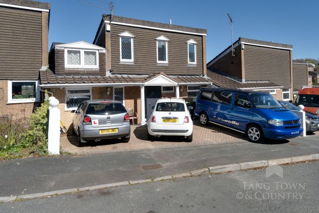 Thumbnail Link-detached house for sale in Lockington Avenue, Hartley, Plymouth.