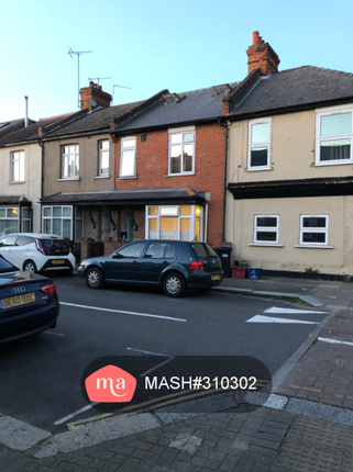 Thumbnail Terraced house to rent in Brook Road South, Brentford
