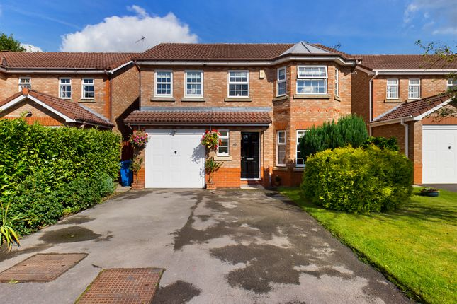 4 bed detached house for sale in Hartswood Close, Appleton, Warrington WA4