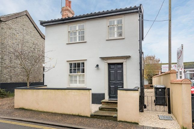 Thumbnail Cottage for sale in Chapel Street, Diss, Norfolk