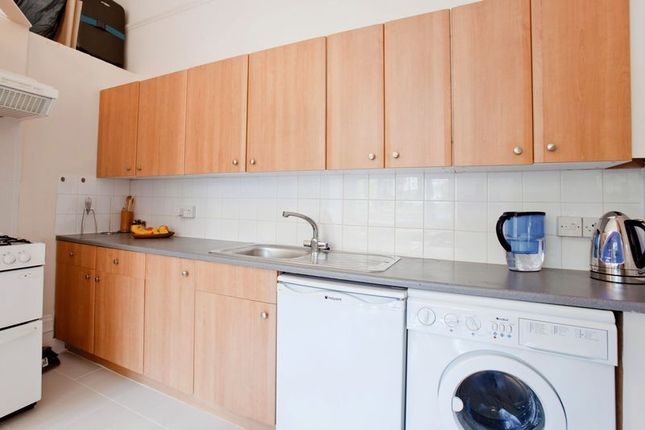 Kitchen of Fellows Road, London NW3