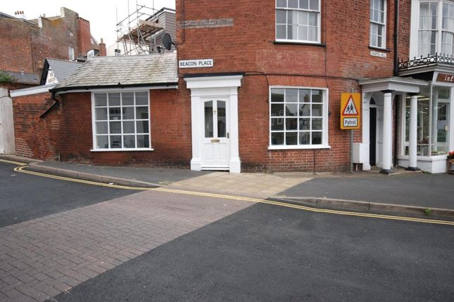 Thumbnail Commercial property to let in Chapel Hill, Exmouth, Devon
