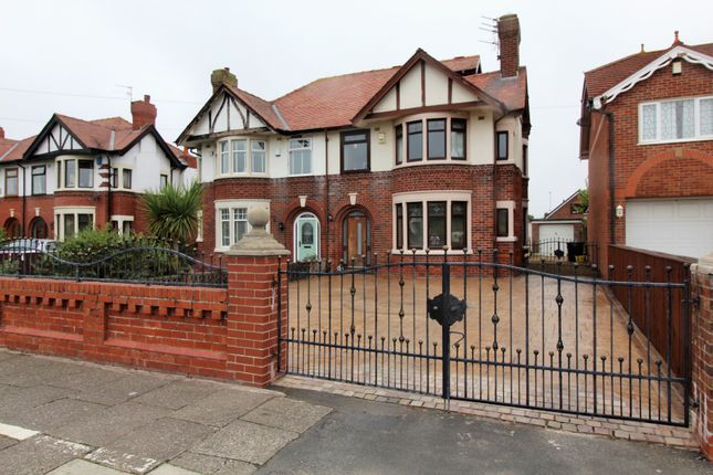 Thumbnail Semi-detached house for sale in Broadway, Fleetwood