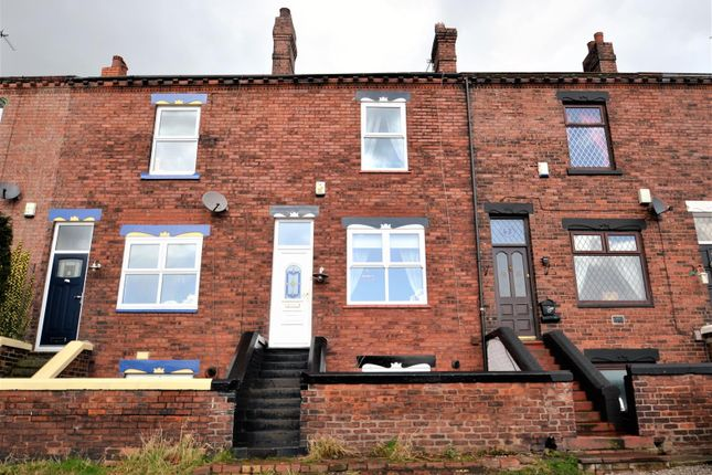 Front 3 of Nelson Street, Tyldesley, Manchester M29