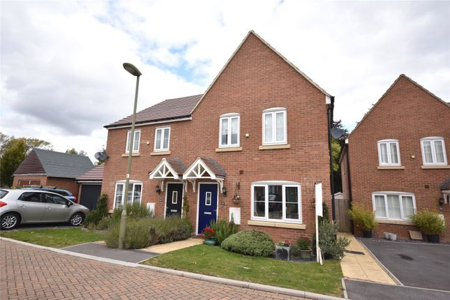 3 bed semi-detached house to rent in Potteries Lane, Chilton, Didcot OX11