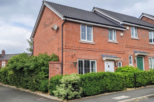 Thumbnail Semi-detached house for sale in Somersby Street, Oldham
