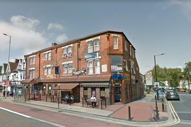 Thumbnail Hotel/guest house for sale in Anlaby Road, Hull