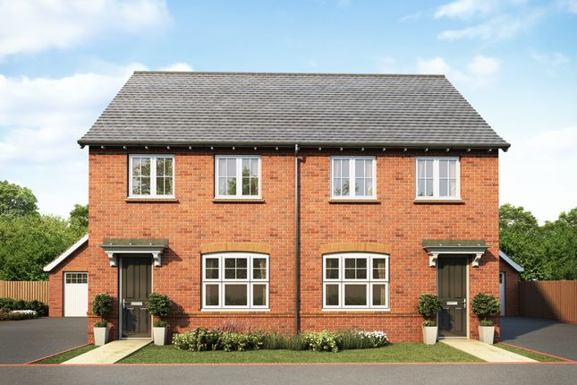 Thumbnail Semi-detached house for sale in The Mulberries, Hatfield Road, Witham, Essex