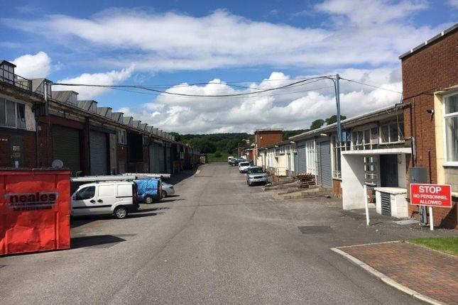 Thumbnail Industrial to let in Blackburn Road, Simonstone, Burnley