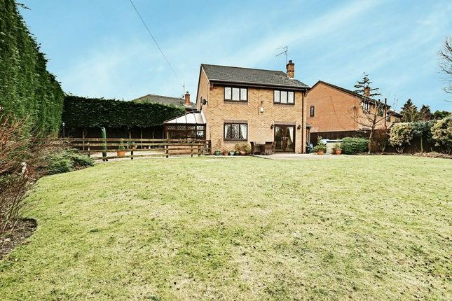 Thumbnail Detached house for sale in Orchard Croft, Cottingham