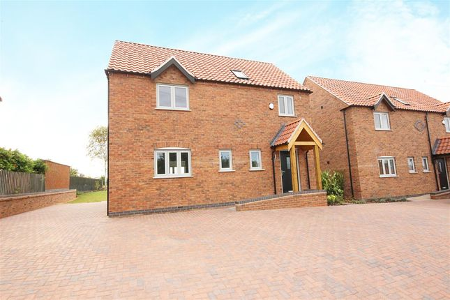 Thumbnail Detached house for sale in Caunton Road, Hockerton, Southwell