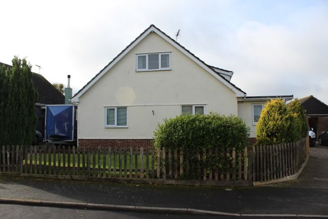 Thumbnail Link-detached house to rent in Bishops Croft, Barningham, Bury St. Edmunds