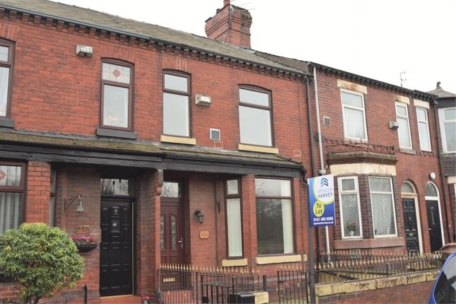 Thumbnail Terraced house to rent in Manchester Road, Denton, Manchester