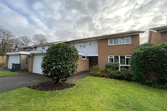 4 bed detached house for sale in Malcolmson Close, Edgbaston, Birmingham B15