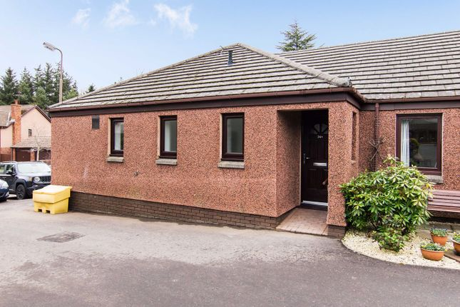 Thumbnail End terrace house for sale in Larchfield Neuk, Balerno