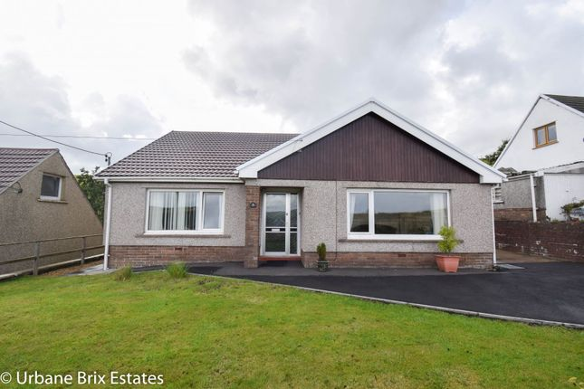 Thumbnail Detached bungalow for sale in Western Crescent, Tredegar