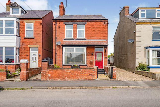Thumbnail Detached house for sale in North Marine Road, Flamborough, Bridlington, East Yorkshire