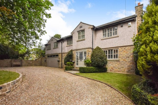 Thumbnail Detached house for sale in Park Avenue, Roundhay, Leeds