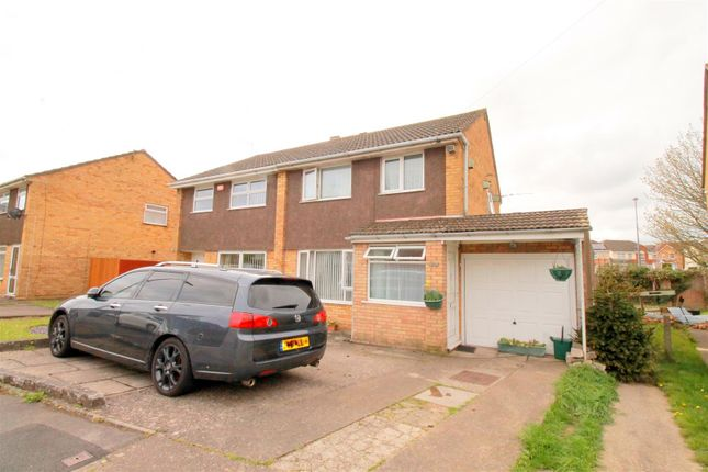 3 bed semi-detached house for sale in Solent Road, Barry CF63