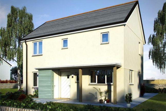 Thumbnail Semi-detached house for sale in 30 Hidderley Park, Hidderley Park, Camborne, Cornwall
