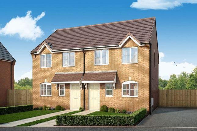 Thumbnail Semi-detached house for sale in Lower Hardwick Lane, Winslow, Bromyard