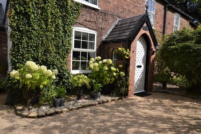 2 bed semi-detached house for sale in 1 Hall Cottages, Grape Lane, Croston PR26